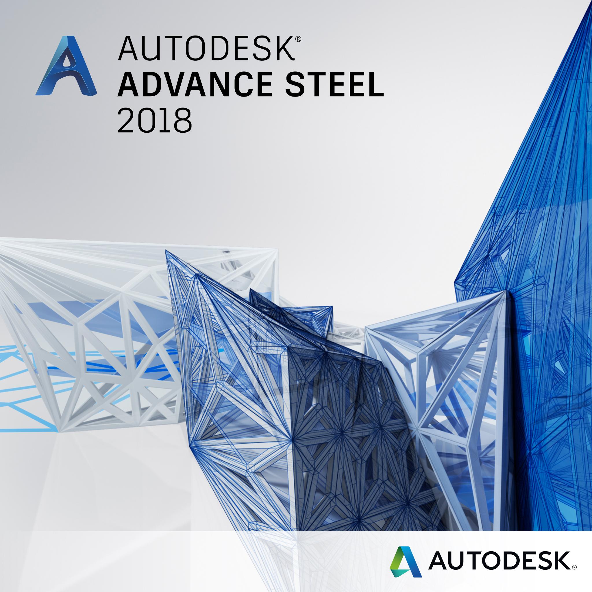Autodesk Advance Steel badge