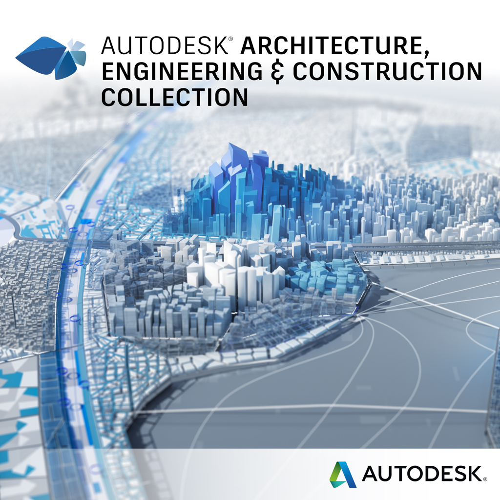 Autodesk Architecture Engineering and Construction Collection badge