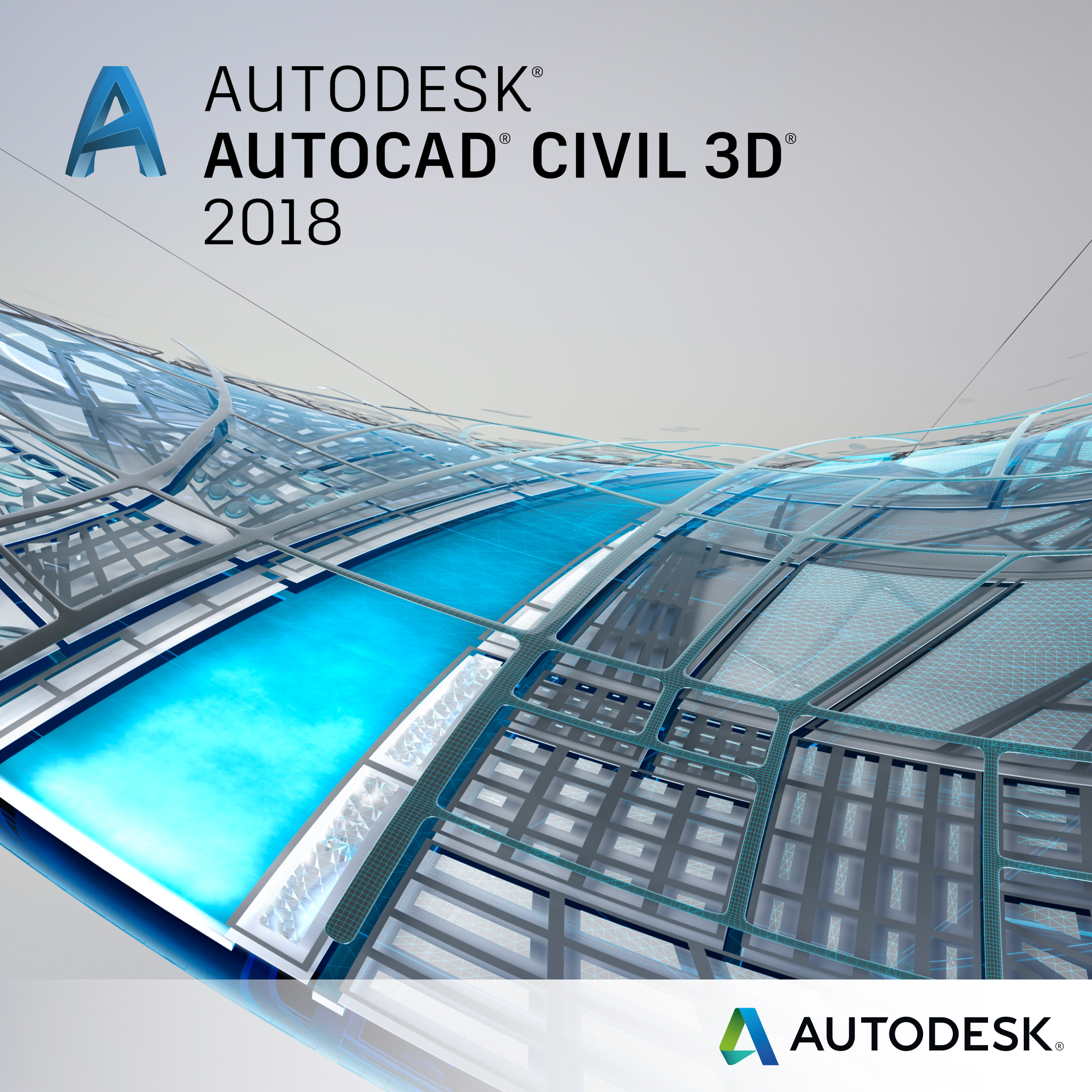 AutoCAD Civil 3D badge