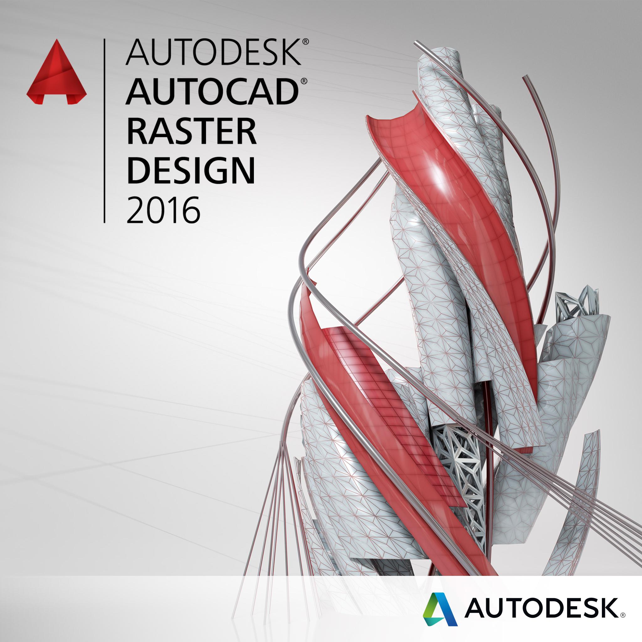 AutoCAD Raster Design badge