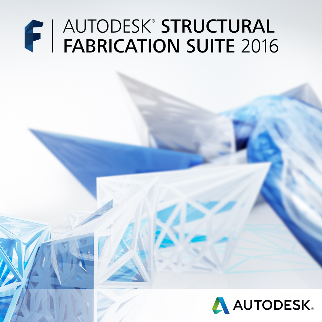 Autodesk Structural Fabrication Suite badge