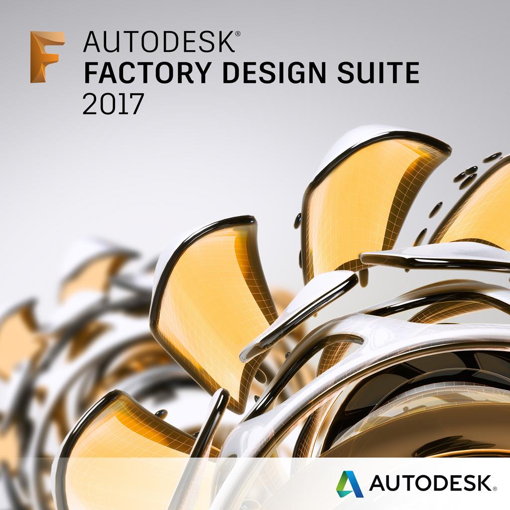 Autodesk Factory Design Suite badge