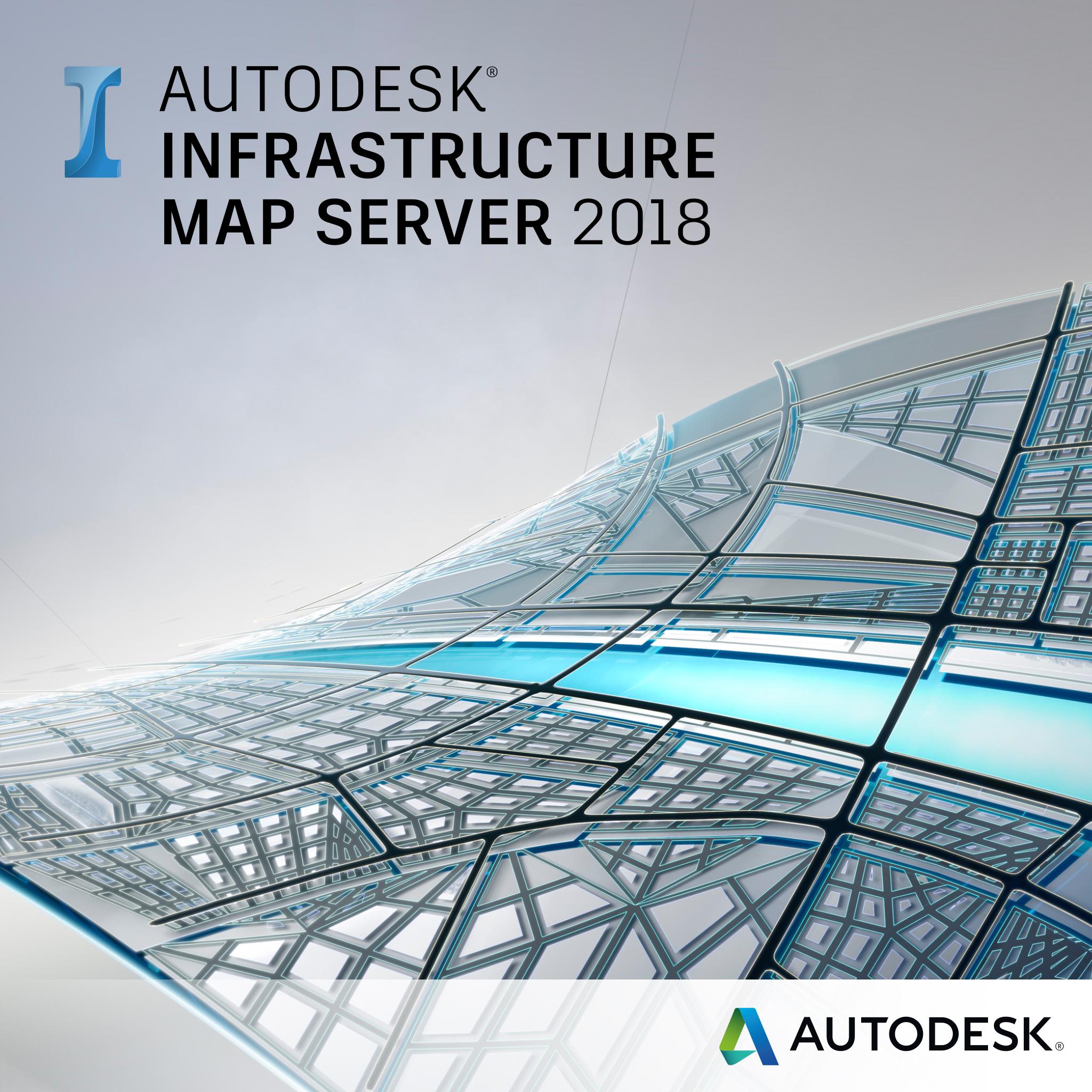 Autodesk Infrastructure Map Server badge