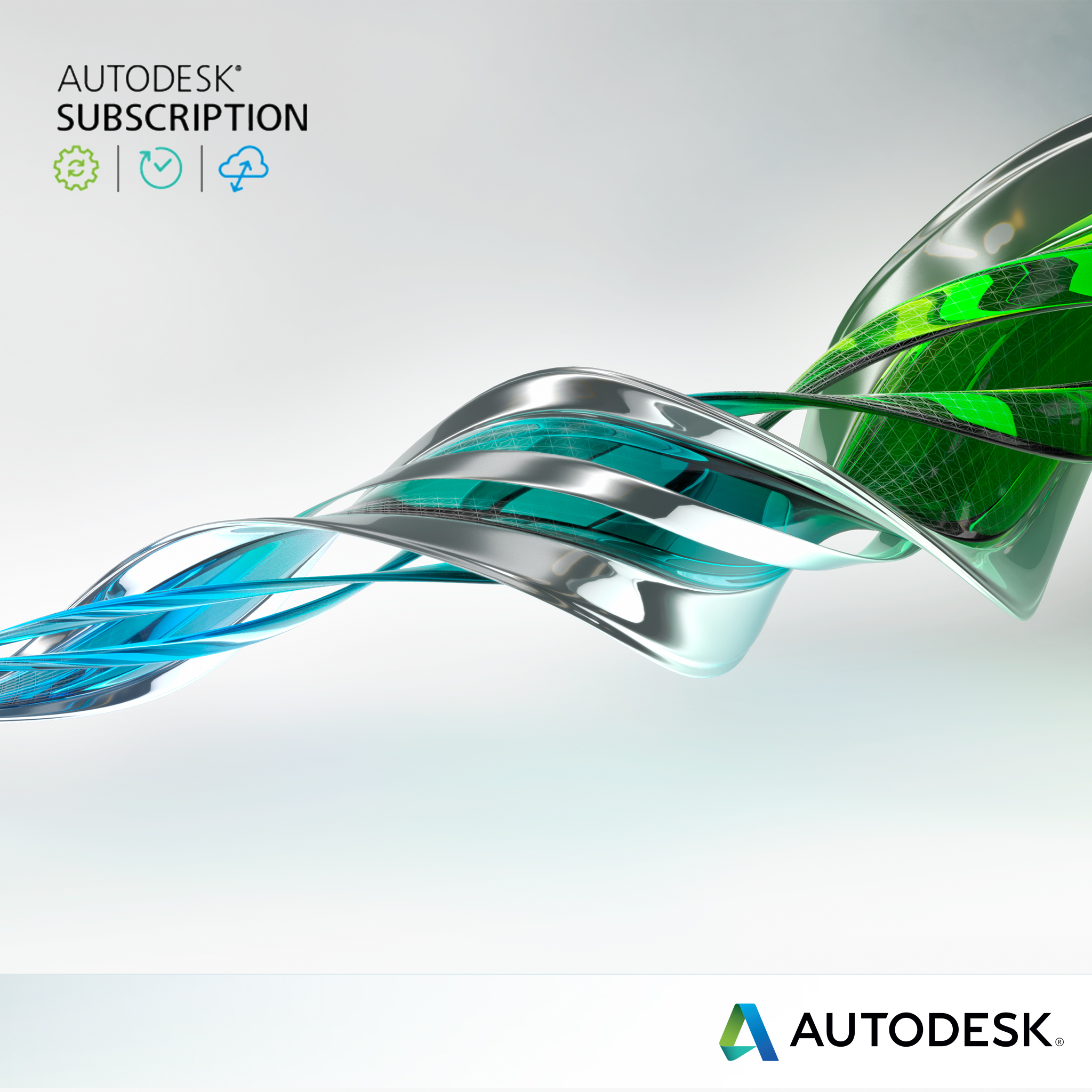 Subscribe to Autodesk badge