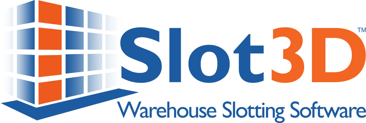 Slot 3D Logo